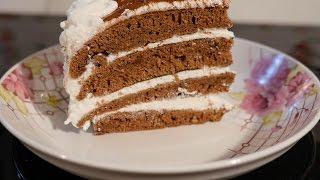 Диетический протеиновый Торт, рецепт (протеиново-творожный) SPORT КУХНЯ Recipe protein cake