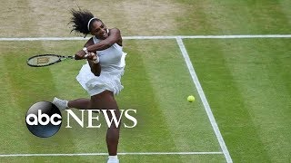 Serena Williams wants Wimbledon 'to change' seeding rules for new moms