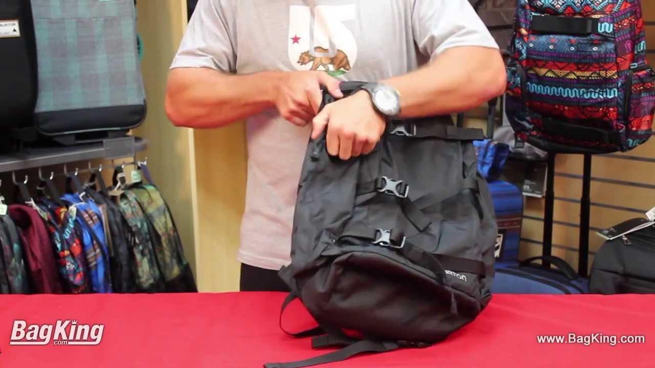 65e8214df Burton Day Hiker Review - BagKing.com