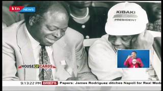 Behind Raila's relationship with power |House of Cards