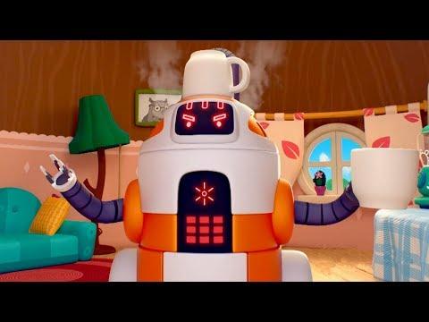 Бобр Добр - Робот - Серия 33