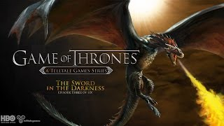Game of Thrones Juego de Tronos Temporada 1 Episodio 3 Gameplay Español (telltale games)
