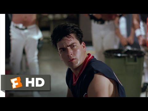 Major League 310 Movie   You Put Snot on the Ball? 1989 HD