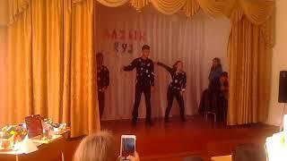 Осенний бал 11 класса танец
