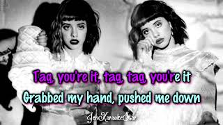 Melanie Martinez - Tag, You're It [karaoke/Instrumental]