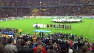Imnul UCL Steaua - Chelsea UEFA Champions League