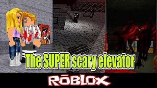 [LAVENDER TOWN] The SUPER scary elevator By JAYDENTHEDOGEGAMES [Roblox]