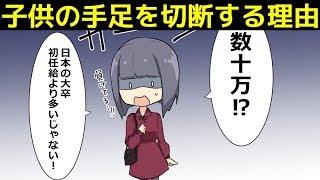 中国のホームレスの実態を漫画化してみた(マンガでわかる) thumbnail
