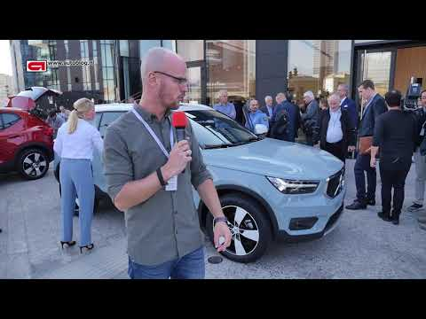 Volvo XC40 onthulling: alle details
