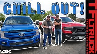 Does The Ford F-150 Have Better Air-Conditioning Than The Ram 1500? Real Answers S.1 Ep.2 thumbnail
