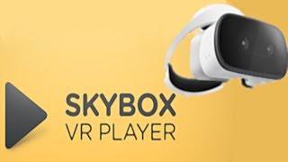 Skybox update- Lenovo Mirage Solo