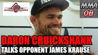 GWFC 2: Daron Cruickshank Interview