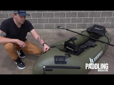 Kokopelli XPD Packraft   Inflatable Packraft   Features Review & Walk Around