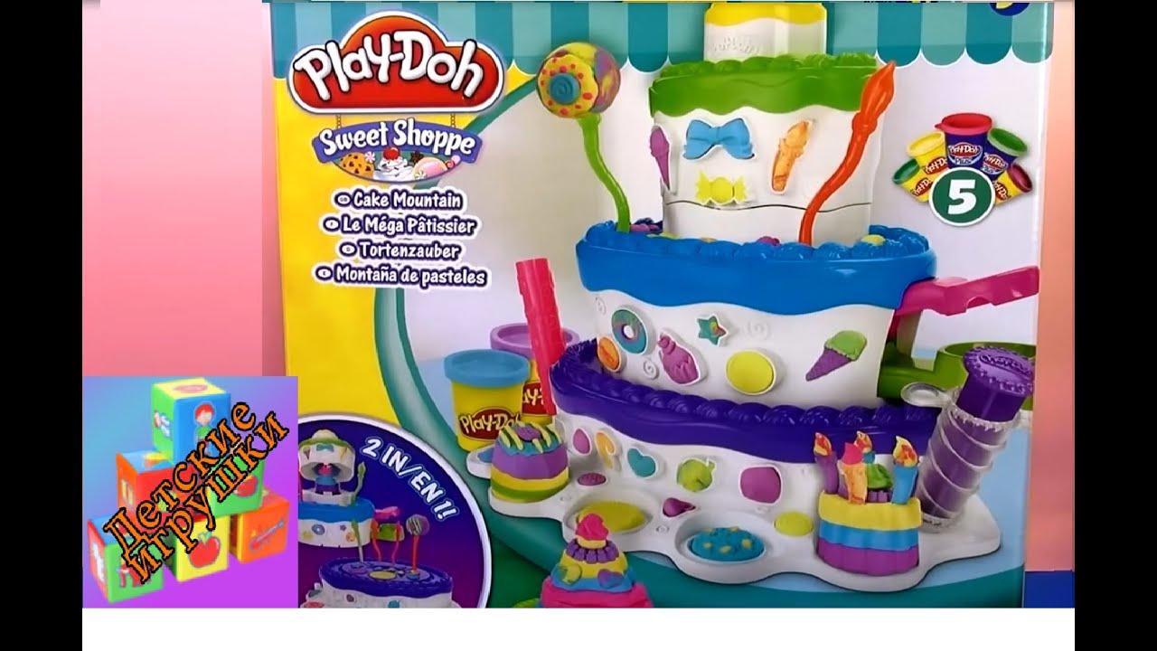 8 янв 2015. Http://www. Megadyskont. Pl праздничный торт игровой набор праздничный торт от play-doh (плей-до) предназначен для создания шедевра кондитерского искусства, но.