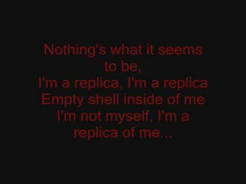 Sonata Arctica Replica- lyrics.