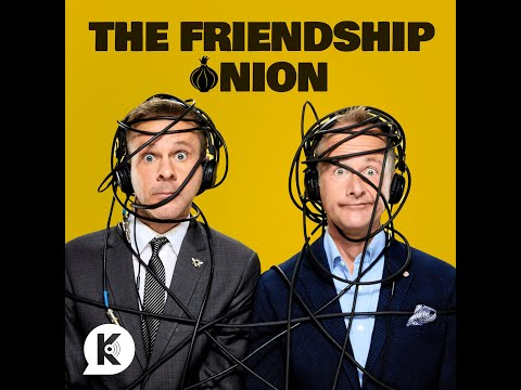 Merry och Pippin börjar podcasta Eller rättare sagt Dominic Monaghan och Billy Boyd