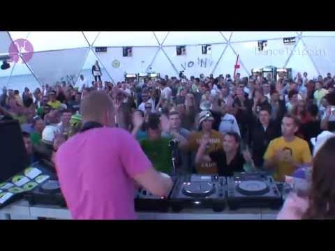 Re-Zone | Kazantip DJ Set | DanceTrippin