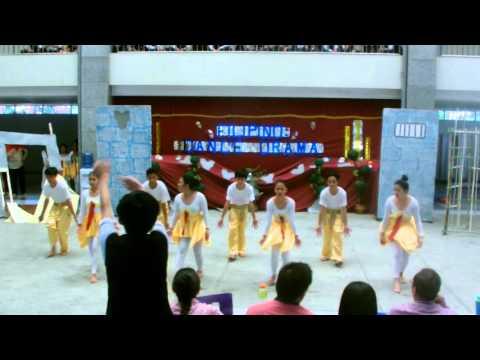 Florante at Laura Filipino Dance drama