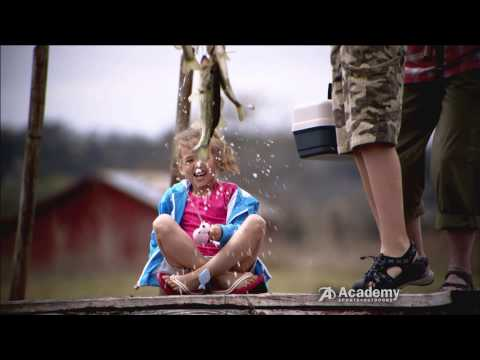 Academy Sports + Outdoors Fishing Commercial