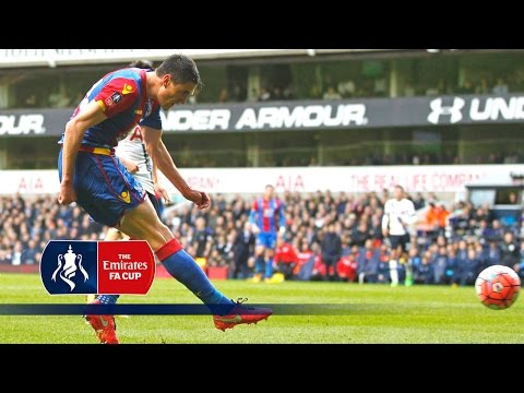 Tottenham 0-1 Crystal Palace - Emirates FA Cup 2015/16 (R5) | Goals & Highlights Mp3