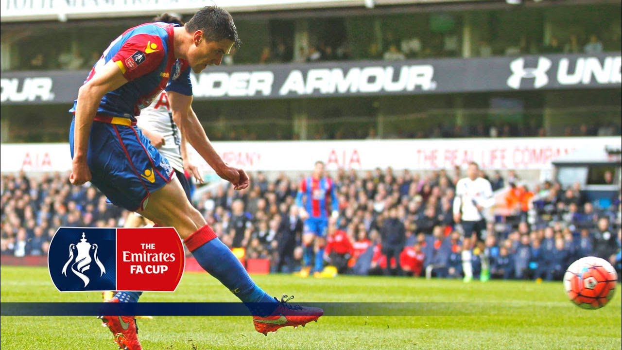 Tottenham 0-1 Crystal Palace - Emirates FA Cup 2015/16 (R5) | Goals & Highlights