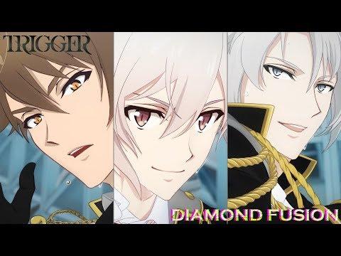 アイドリッシュセブン新作MV『DIAMOND FUSION/TRIGGER』30sec