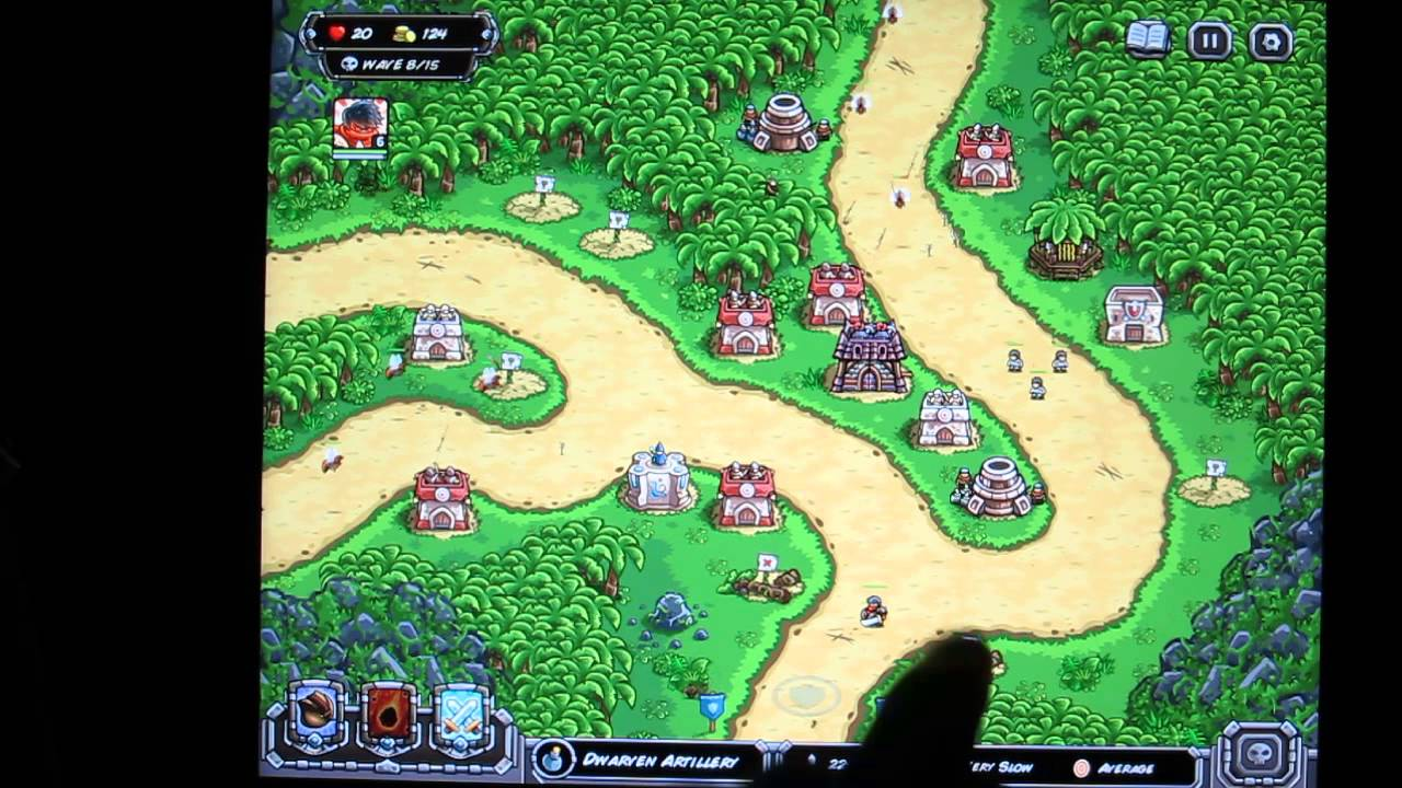 Kingdom Rush Frontiers: Strategy guide with tips and tricks