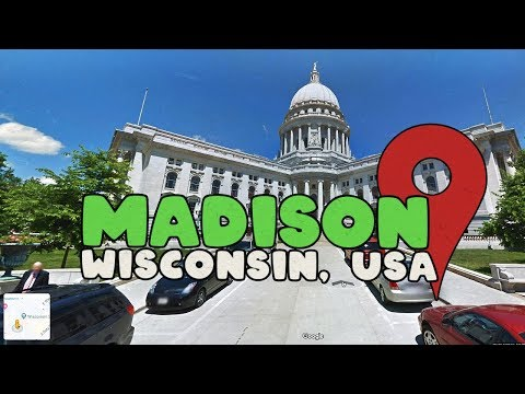 Let's Explore Madison Wisconsin
