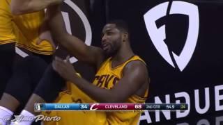 Dallas Mavericks vs Cleveland Cavaliers | Full Game Highlights | 11-25-16