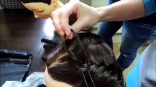 Секреты плетения кос.