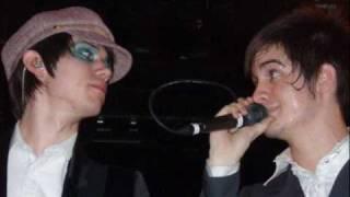 Brendon Urie & Ryan Ross