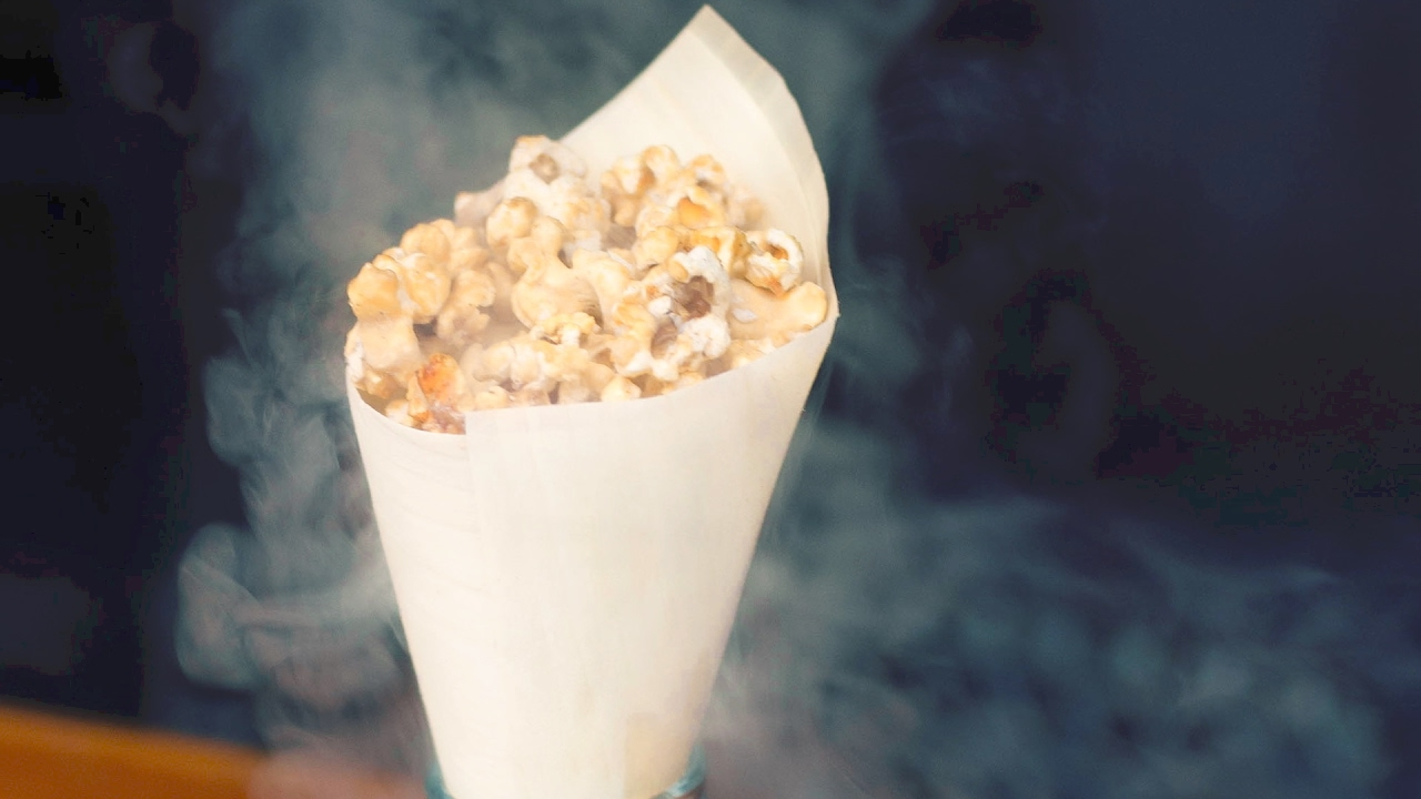Nitro Foods in Atlanta - Popcorn, Cocktails and more