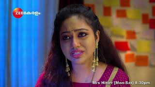 Mrs.Hitler - Monday - Saturday, 8.30 PM - Zee Keralam