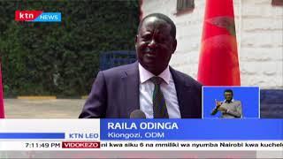 Raila Odinga asema sharti kura ya   maamuzi ifanywe kabla ya uchaguzi mkuu wa mwaka 2022.