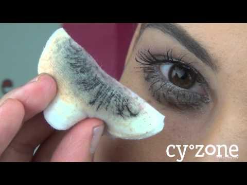 Cy Make Up Tutoriales - Cómo Retirar La Máscara!
