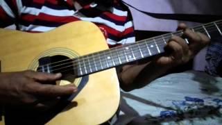 Penena Nopenena Duraka Indan Guitar Lead part - Jayantha de Saram