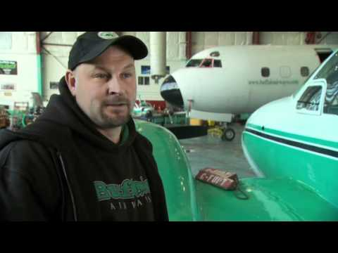 Cory Dodd, Maintenance Engineer
