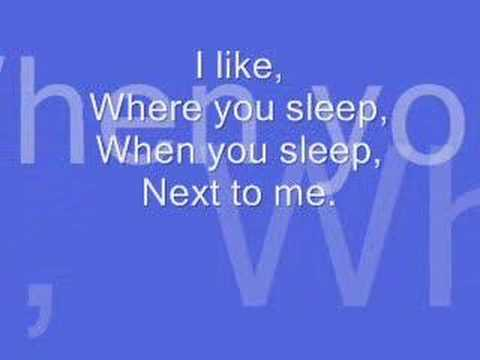 hellogoodbye here(in your arms)-with lyrics