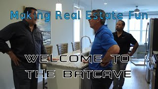 Making Real Estate Fun: Welcome to the Batcave - Touring The Marquis on Maple, Part 2