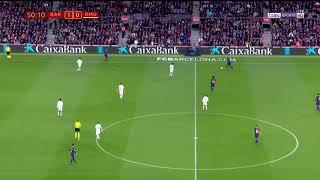 Carles Aleñá (Barcelona) vs Real Murcia 29-11-2017 | Copa del Rey |  2017-2018