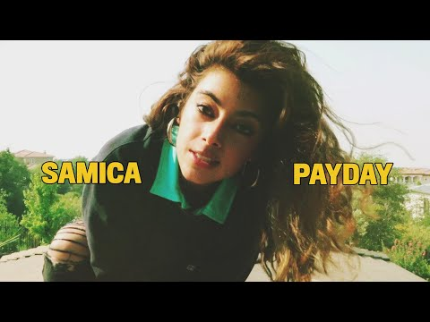 Samica's New Single Payday Is A Sensory Experience