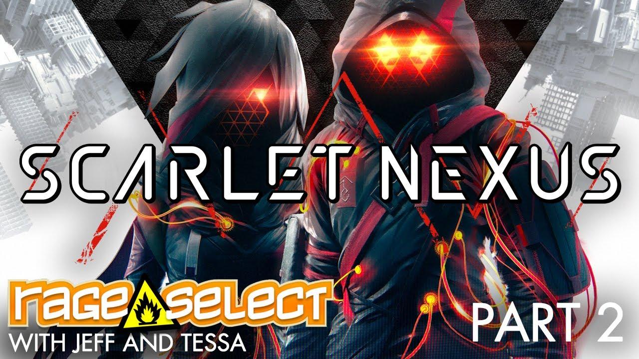 Scarlet Nexus (The Dojo) Let's Play - Part 2