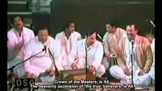 Download Video English subtitled Qawwali: Ali Mawla Ali Mawla Ali Dam Dam Nusrat Fateh Ali Khan yom e ali 2011 MP3 3GP MP4