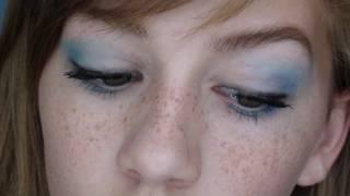 Aqua Blue ♥ Makeup Tutorial Thumbnail