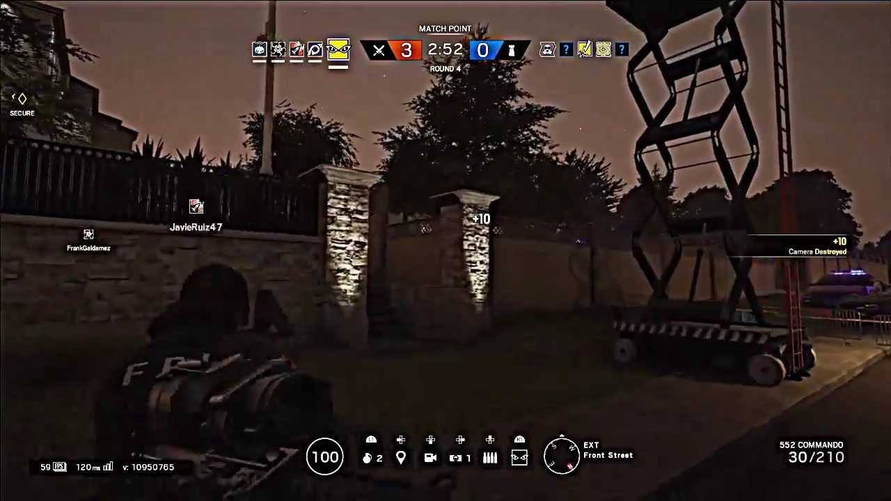 Iq sexy rainbow six siege Jäger x