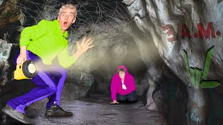 WE FOUND MYSTERY NEIGHBOR HIDING in UNDERGROUND TUNNEL!! (Top Secret Bunker Clues Discovered)