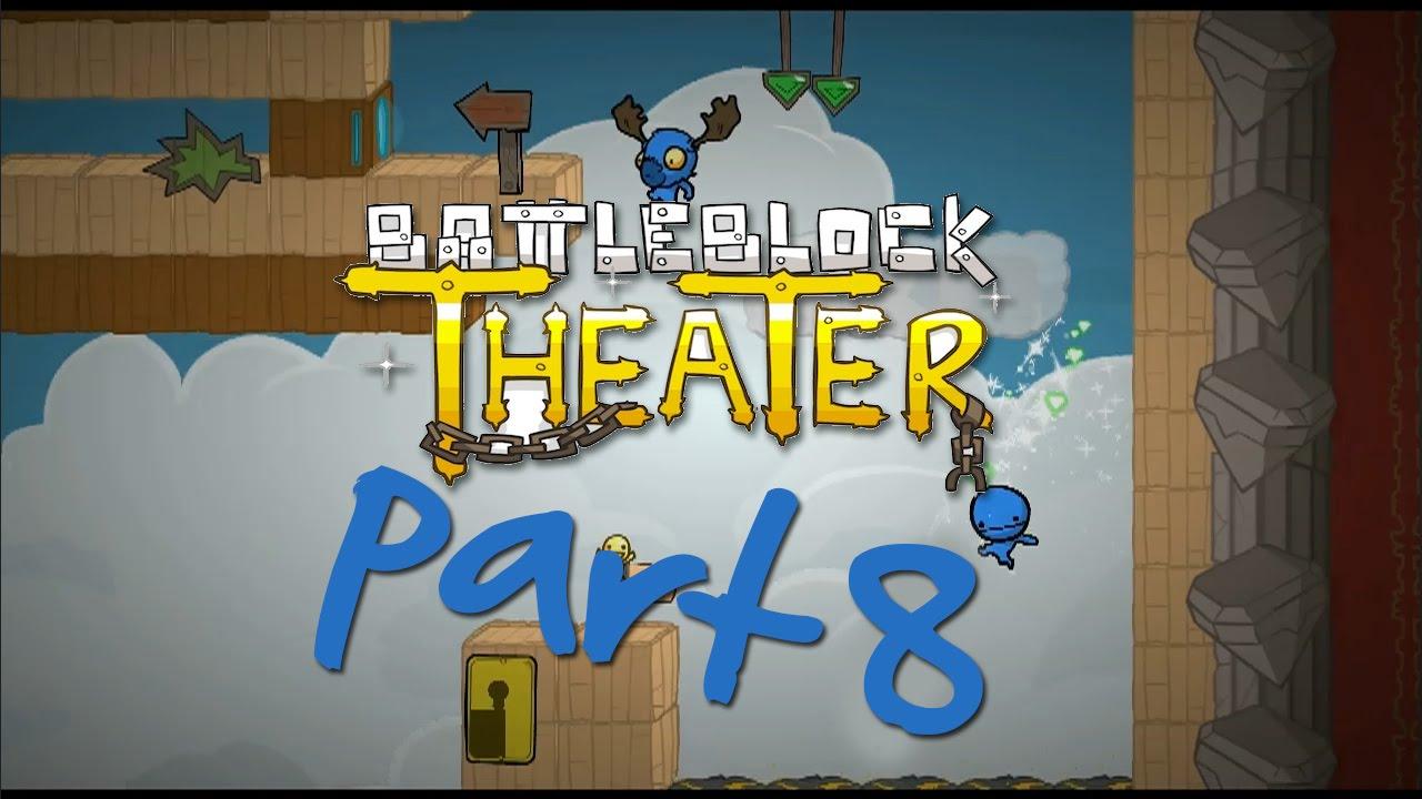 Download Let's Play BattleBlock Theater - Part 8 | Kitty Kraziness