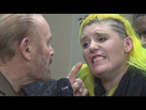 Exorcist Bob Larson confronts demons of Scientology and Orion!