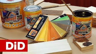 835. Preparaty: HartzLain Decor - Ochronno-dekoracyjny impregnat do drewna na zewnątrz