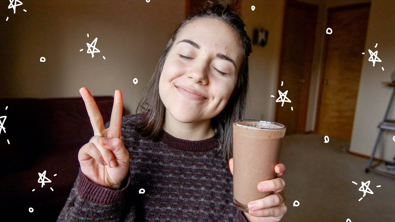 What I Eat in a Day to GLOW ✨(Vegan)